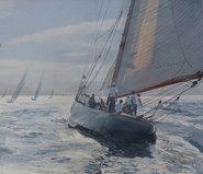 Royal Society of Marine Artists' Open Exhibitions 2015-2018