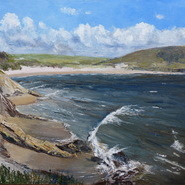 Blustery Afternoon, Daymer Bay SOLD