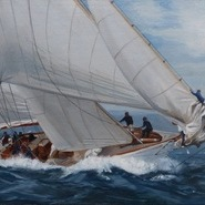 Changing the Foresail