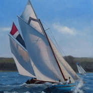Falmouth Working Boats  SOLD