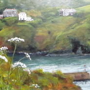 Full Tide, Boscastle