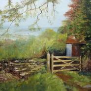 Gate to Dartmoor