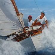 Folkboat Lorema