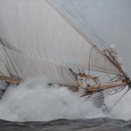 Mariquita - Working to Windward  SOLD