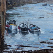 Incoming Tide, Mousehole