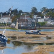 August Evening, Rock Sailing Club (2) SOLD