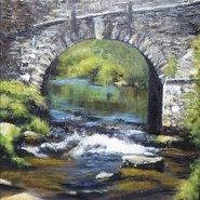 Post Bridge, Dartmoor  SOLD