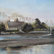 St Michael's Church, Porthilly  SOLD
