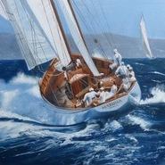 Yacht Mariella